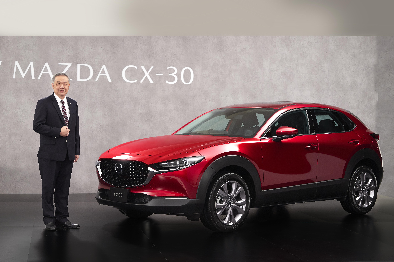 เปิดตัว ALL-NEW MAZDA CX-30